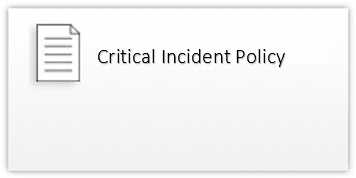 critical-incident-policy